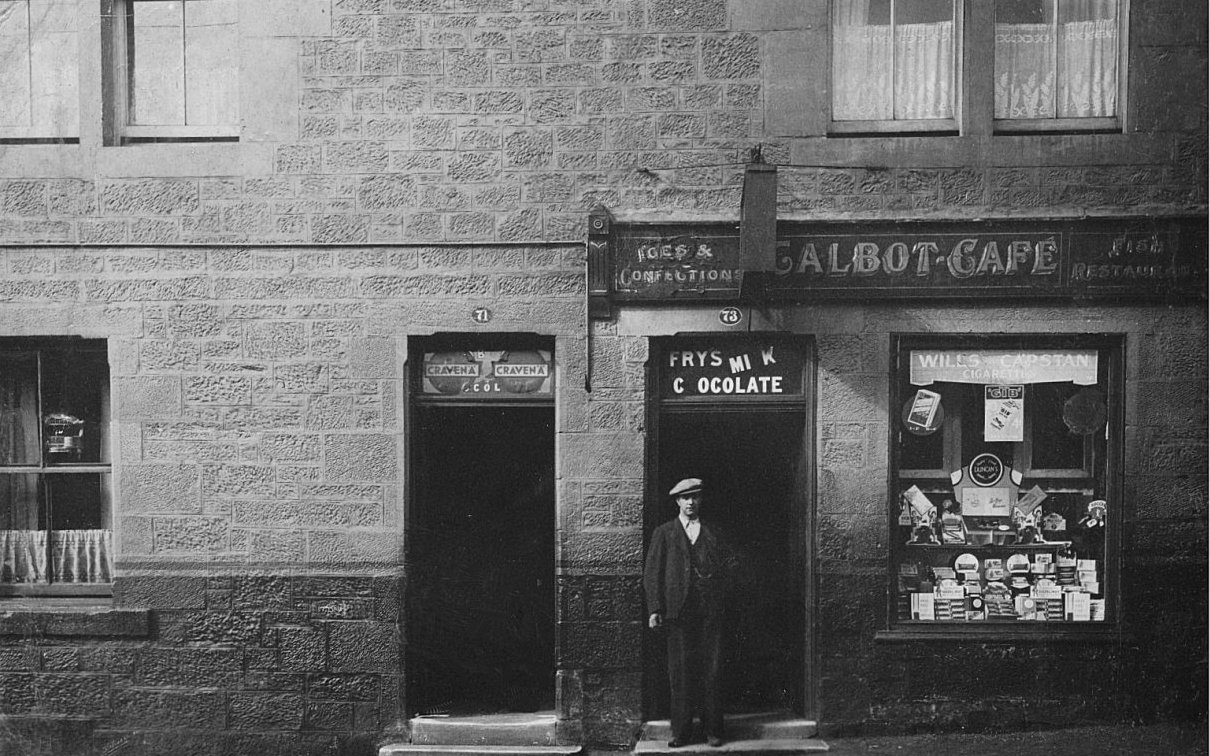 Talbot cafe. Avatar