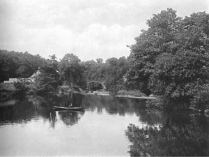 Barskimming Mill Dam